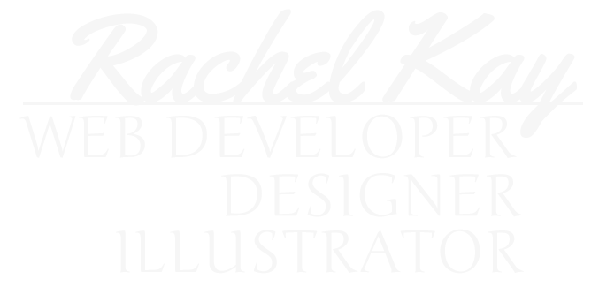 Web Developer, Designer, Illustrator